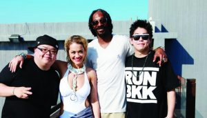 Snoop Lion & Rita Ora
