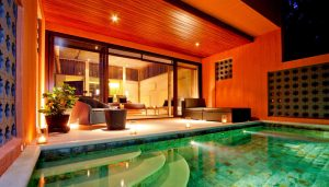 Pool Suite East