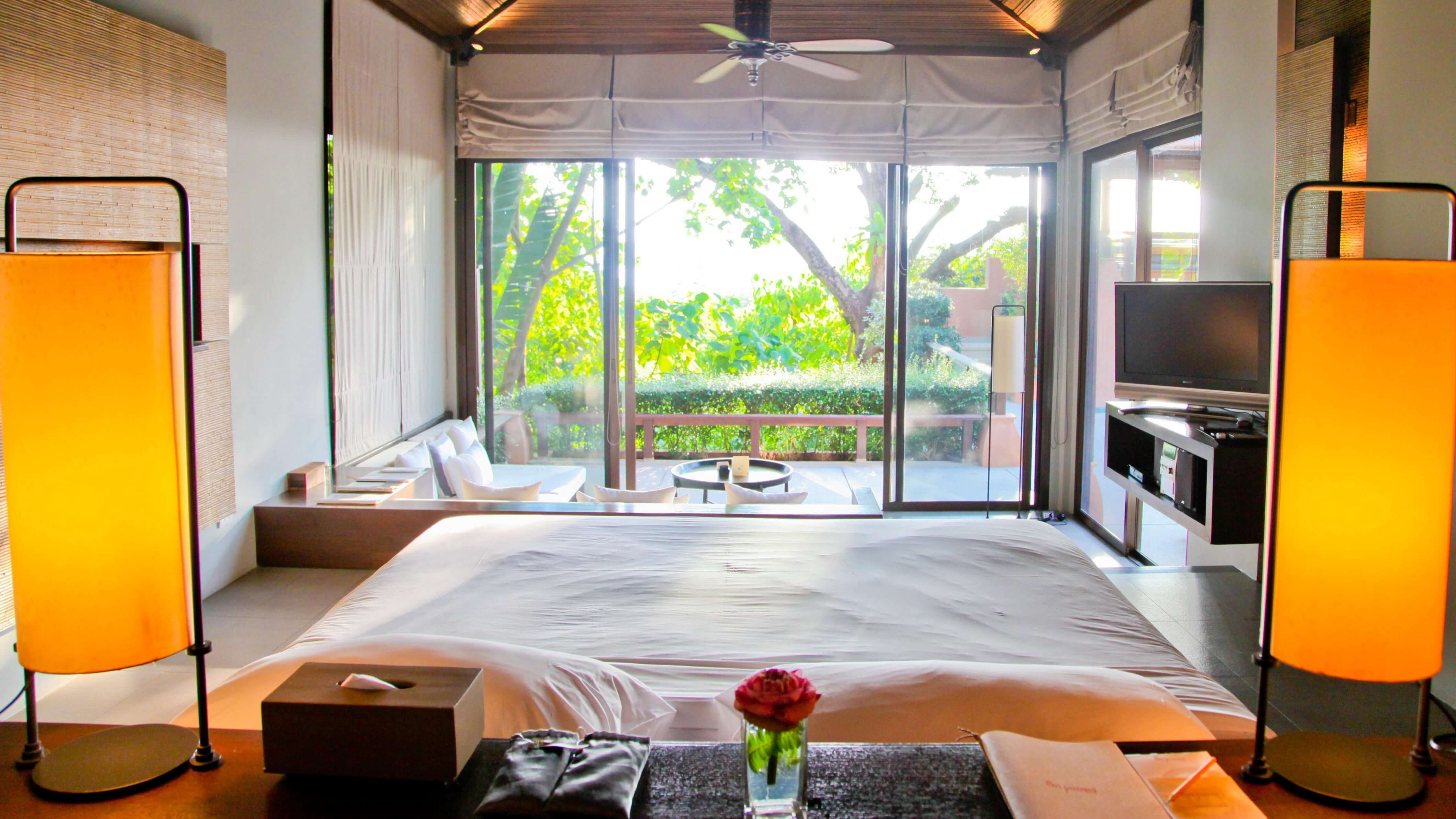 One bedroom luxury pool villa type b sri panwa phuket for 1br apartment design ideas