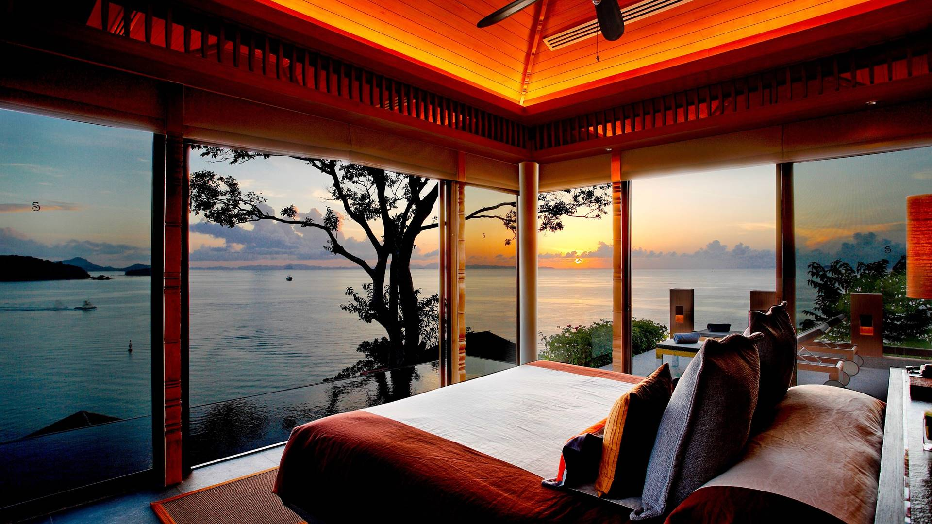 Best hotel in phuket for Small luxury spa hotels